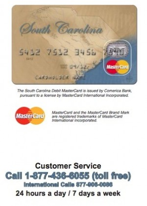 South Carolina EPPICard Customer Service Number - Eppicard Help