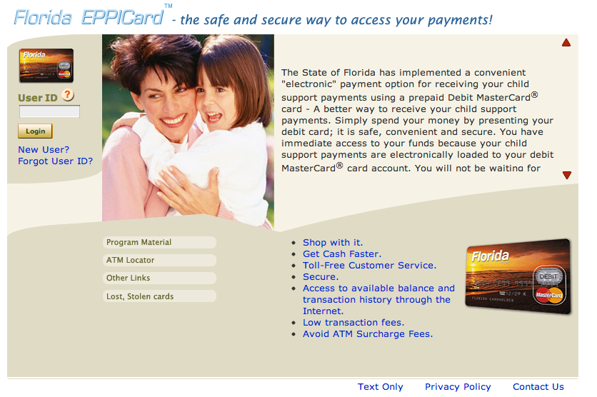"""florida eppicard login"""
